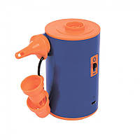 Насос BestWay 62101 аккумулятор USB-зарядное Оранжевый с синим, КОД: 1331942