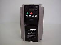 Частотный преобразователь Hitachi SJ700D-015HFEF3, 1.5кВт, 380В