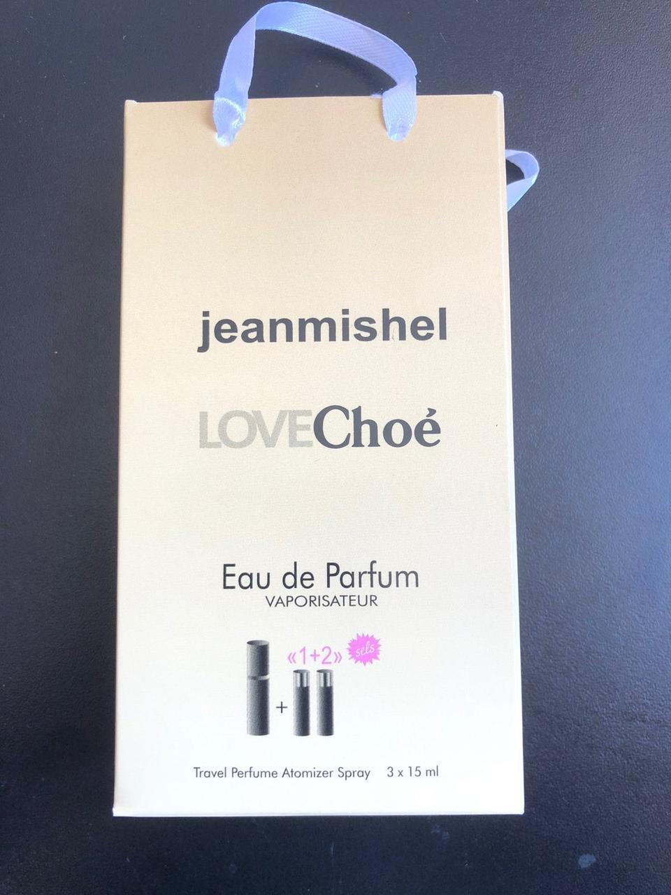 Парфюмерия Chloe Eau De Parfum Jeanmishel (Хлое О Де Парфюм) с феромонами  - 07 - реплика