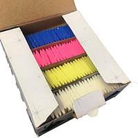 Мел-мыло портновское STRONG Цветное 100 шт СТРОНГ-0137, КОД: 1615902
