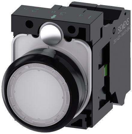 Siemens SIRIUS ACT 3SU1103-0AB60-3BA0 Нажимная кнопка с сигнализацией