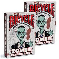 Карты игральные | Bicycle Zombie, фото 2