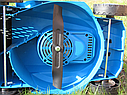 Газонокосилка электрическая (1000 Вт) BauMaster GT-3511, фото 7