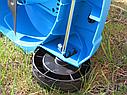 Газонокосилка электрическая (1000 Вт) BauMaster GT-3511, фото 8