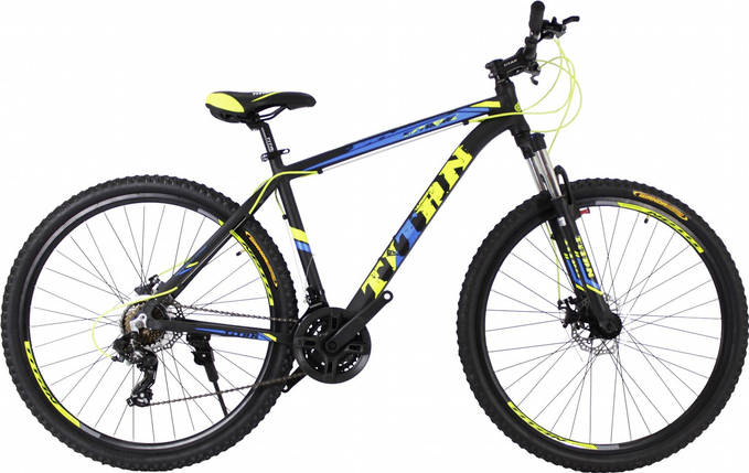 """Горный алюминиевый велосипед  29"""" TITAN EXTREME DD 2020 Al, фото 2"""