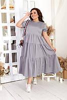 Платье женское 1162гн батал