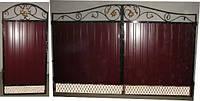 Входные двери Двери Комфорта Ворота комплект 11