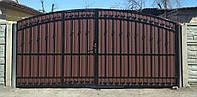 Входные двери Двери Комфорта Ворота комплект 18