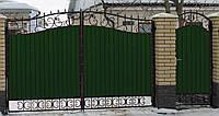 Входные двери Двери Комфорта Ворота комплект 20
