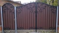 Входные двери Двери Комфорта Ворота комплект 22