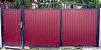 Входные двери Двери Комфорта Ворота комплект 6