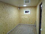 Виготовлення якісних побутових приміщень, вагончиків, постів охорони, фото 9