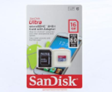 Карта памяти  16GB microSD 10 класс