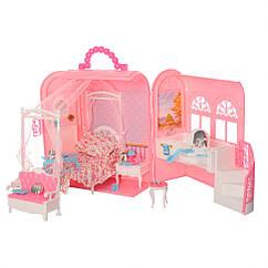 Мебель My fancy life 9988 спальня Розовый, КОД: 1332031