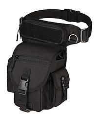 Сумка тактическая Protector Plus K314 Black new16485, КОД: 1622288