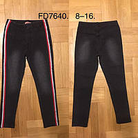 Лосины под джинс для девочек, F&D, 10 лет,  № FD7640