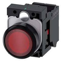 Siemens SIRIUS ACT 3SU1102-0AB20-3CA0 Нажимная кнопка с сигнализацией