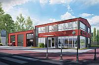 Построить здание для бизнеса: СТО, автомойки, автосалоны «под ключ»
