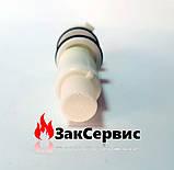 Датчика протока с фильтром и турбиной в сборе на газовый котел Baxi Eco 4, Westen Pulsar D 710048100, фото 4