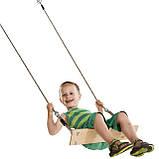 Комплект 3в1 Fun Pack для детской площадки: перекладина, кольца, сидение качели, фото 2
