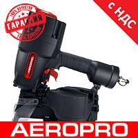 Гвоздезабивной пистолет пневматический (45-90;магазин 225 гвоздей) AEROPRO MCN90 (пневмоинструмент )