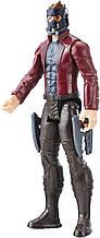 Фигурка Hasbro Звёздный Лорд, Стражи Галактики, Марвел 30 см -Star Lord, Marvel, Titan Hero Series