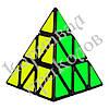 Кубик Рубика Пирамидка Мефферта карбон (черная )