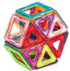 Магнитный конструктор Magnetic land Разноцветный 42 детали 011, КОД: 116876