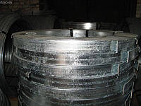 Полоса для молниеотвода оцинкованная 25х2 мм, фото 1