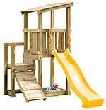 Детская игровая площадка Blue Rabbit Cascade с 2 горками, фото 3