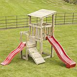 Детская игровая площадка Blue Rabbit Cascade с 2 горками, фото 5
