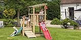 Детская игровая площадка Blue Rabbit Cascade с 2 горками, фото 6