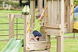 Детская игровая площадка Blue Rabbit Cascade с 2 горками, фото 7