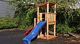 Детская игровая площадка Blue Rabbit Cascade с 2 горками, фото 8
