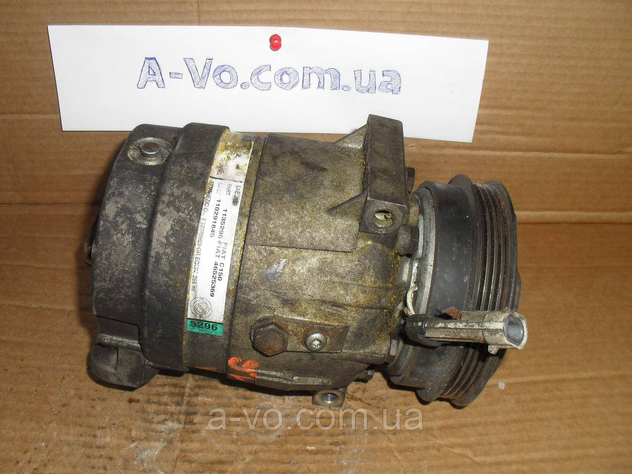 Компрессор кондиционера Fiat Multipla Bravo Brava Lancia Lybra 1.6 16V, 46525369, 1135296
