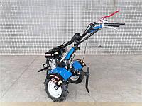 Мотоблок ДТЗ 570БН (бензин, 7 л.с., передачи 3/1, колеса 4,00-10)