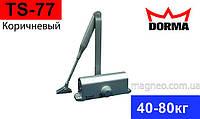 Доводчик дверний Dorma TS77