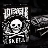 Карты игральные | Bicycle Skull