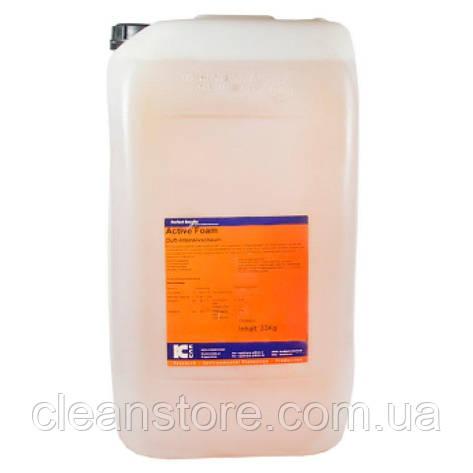 ACTIVE-FOAM шампунь, піна для миття авто з ароматом сандала, 10 кг, фото 2