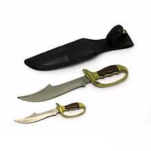 Сабли в ножах набор 2 шт