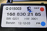 Блок панель управления климат контролем печкой Mercedes W168 ,1688302185, фото 3