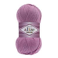 Пряжа Alize Cotton Gold 98 розовый