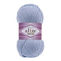 Alize Cotton Gold, №40, голубой