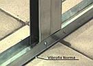 Лента для профиля гипсокартона Vibrofix Norma 75х8мм, 10м/рул, фото 3