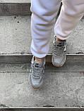 Женские кроссовки New Balance PA94 серые, фото 6