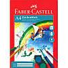 Скетчбук / альбом Faber-Castell формат A4, 20 листов, плотность 100 г/м2