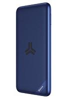 Внешний аккумулятор Baseus Power Bank Wireless Charger Baseus S10 Bracket 10000mAh Blue