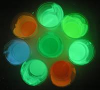 """Краска для трафаретной печати """"Best Color Light"""" , светонакопительная"""