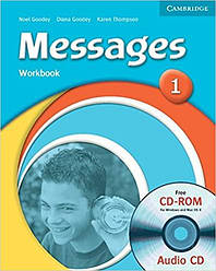 Messages 1 Workbook with Audio CD