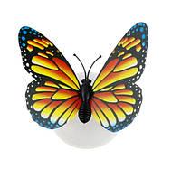 LED Cветильник Мини ночник Бабочка